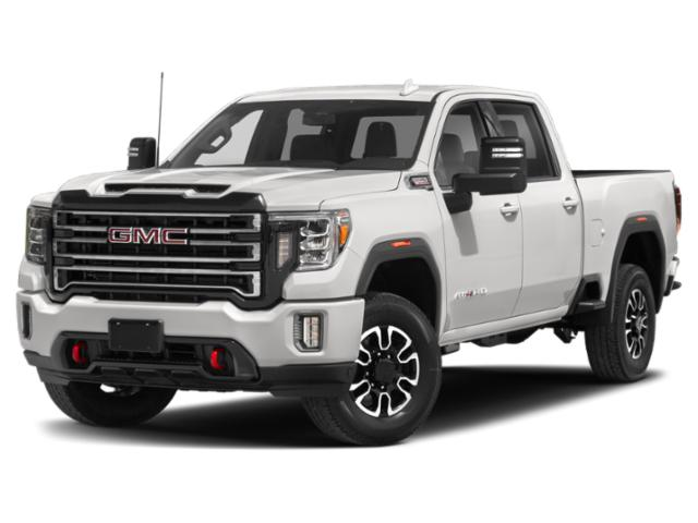 "2021 GMC Sierra 2500HD SLE 4WD Double Cab 162"" SLE Gas V8 6.6L/400 [1]"