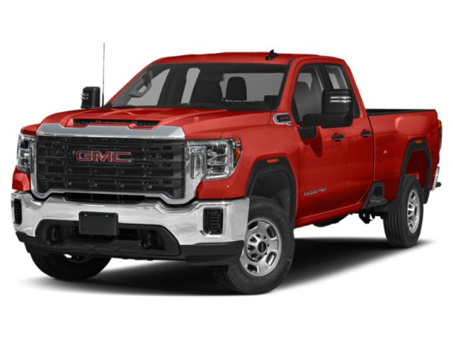 "2021 GMC Sierra 2500HD SLE 4WD Double Cab 162"" SLE Gas V8 6.6L/400 [16]"