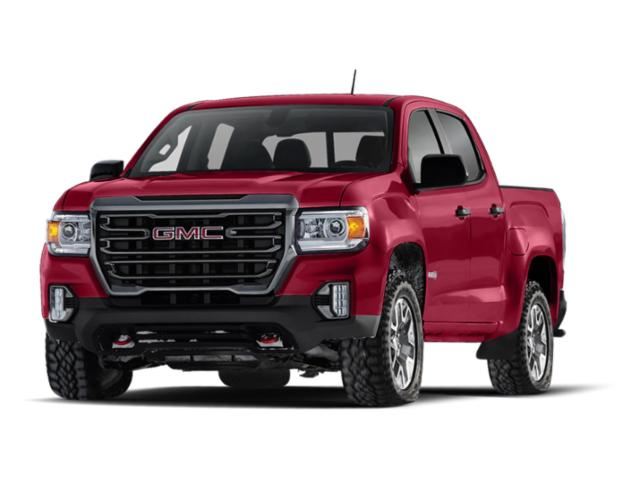 """2021 GMC Canyon 4WD AT4 w/Leather 4WD Crew Cab 128"""" AT4 w/Leather Turbocharged Diesel I4 2.8L/169 [1]"""