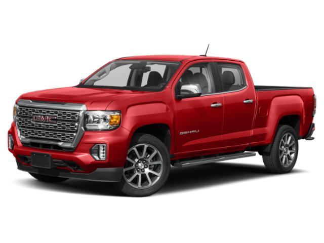 """2021 GMC Canyon 4WD Denali 4WD Crew Cab 128"""" Denali Gas V6 3.6L/222 [8]"""