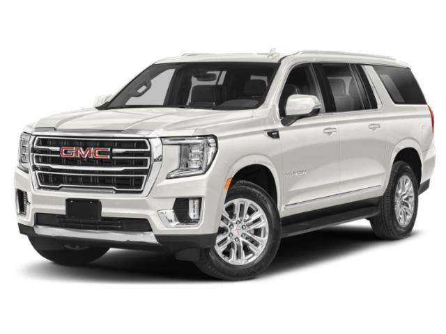 2021 GMC Yukon XL Denali 4WD 4dr Denali Gas V8 6.2L/ [4]