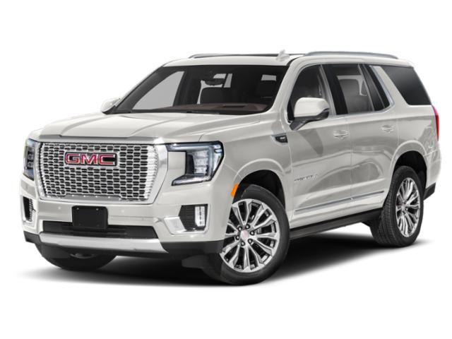 2021 GMC Yukon 4WD 4dr SLT Gas V8 5.3L/ [1]