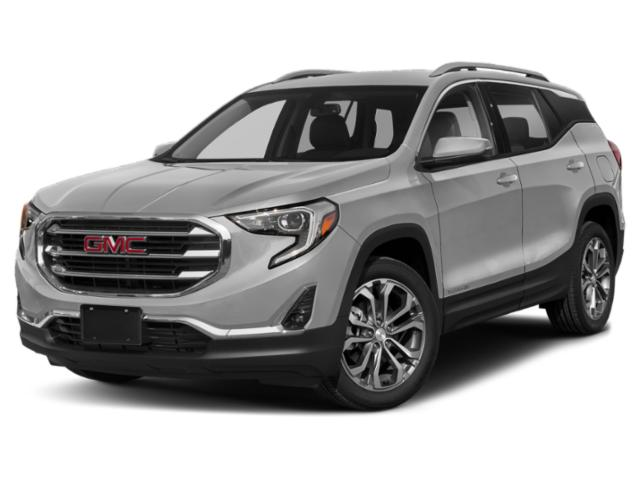2021 GMC Terrain IN TRANSIT-RESERVE NOW! AWD 4dr SLT Turbocharged Gas 1.5L/92 [9]
