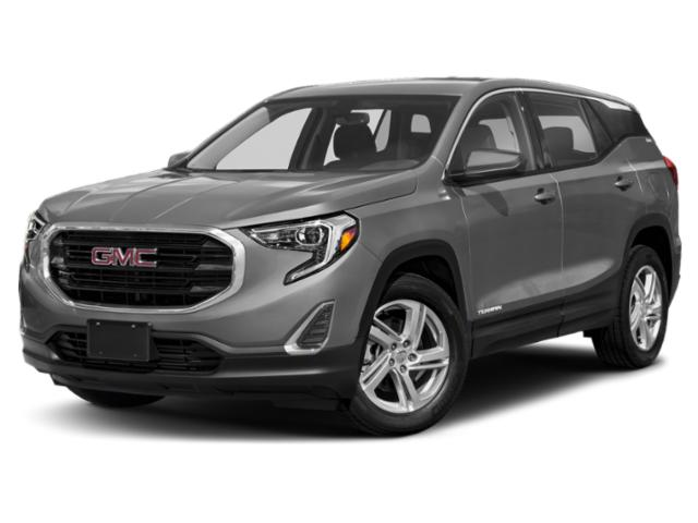 2021 GMC Terrain SLE AWD 4dr SLE Turbocharged Gas 1.5L/92 [10]
