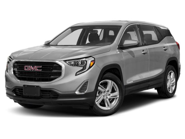 2021 GMC Terrain SLE AWD 4dr SLE Turbocharged Gas 1.5L/92 [7]