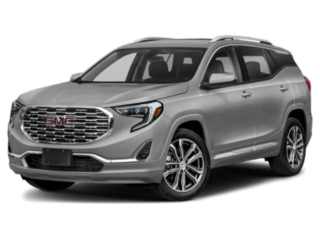2021 GMC Terrain SLE AWD 4dr SLE Turbocharged Gas/E15 I4 1.5L/92 [18]