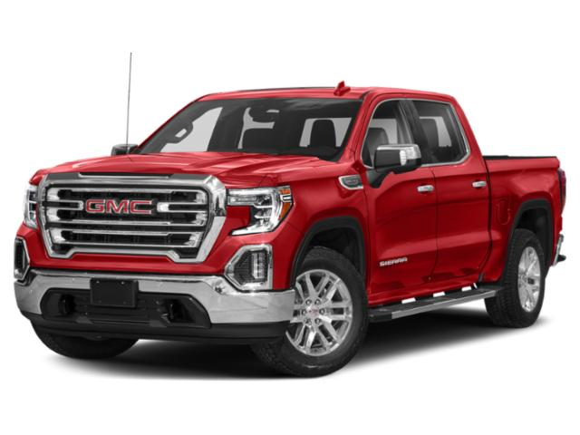 "2021 GMC Sierra 1500 SLT 4WD/ HEAT/COOL LEATHER/ BEDLINER/ MULTIPRO TAILGATE 4WD Crew Cab 147"" SLT Gas V8 6.2L/376 [0]"