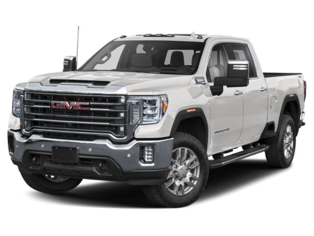 2021 GMC Sierra 3500HD AT4 4WD Crew Cab 159″ AT4 Turbocharged Diesel V8 6.6L/ [0]