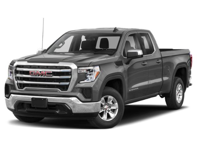"""2021 GMC Sierra 1500 AT4 Htd/Cld Lthr Htd 2nd Row Sunroof 4WD Crew Cab 147"""" AT4 Gas V8 5.3L/325 [15]"""