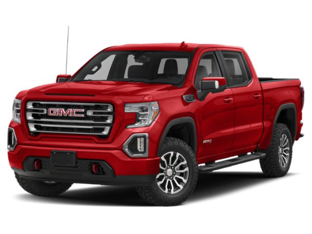 """2021 GMC Sierra 1500 IN TRANSIT-RESERVE NOW! 4WD Crew Cab 147"""" AT4 Gas V8 6.2L/376 [19]"""