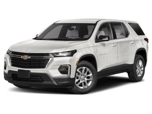 2022 Chevrolet Traverse Premier AWD 4dr Premier Gas V6 3.6L/ [0]