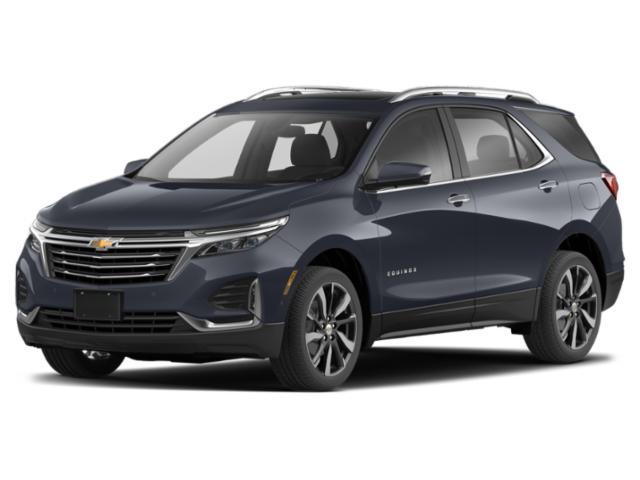 2022 Chevrolet Equinox LT AWD 4dr LT w/1LT Turbocharged Gas I4 1.5L/92 [1]