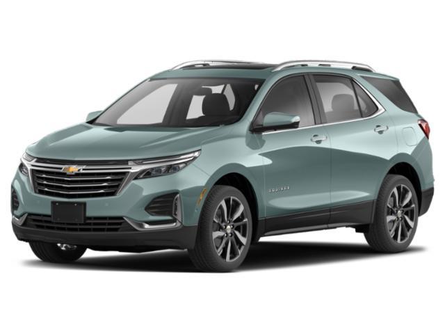 2022 Chevrolet Equinox LT AWD 4dr LT w/1LT Turbocharged Gas I4 1.5L/92 [0]