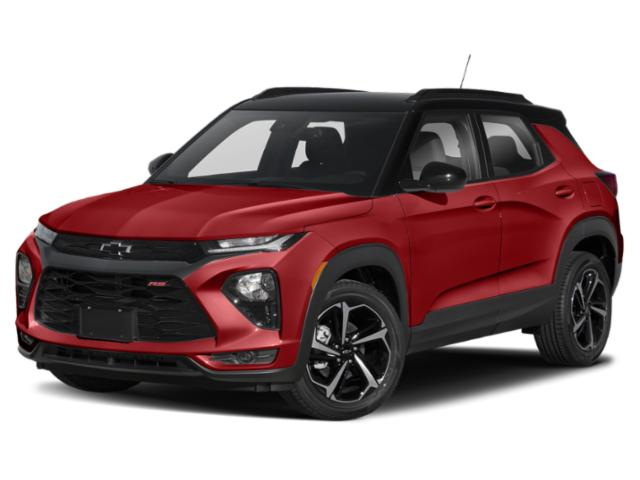2022 Chevrolet Trailblazer RS Heated Wheel/Wireless Charging AWD 4dr RS Gas I3 1.3L/ [0]