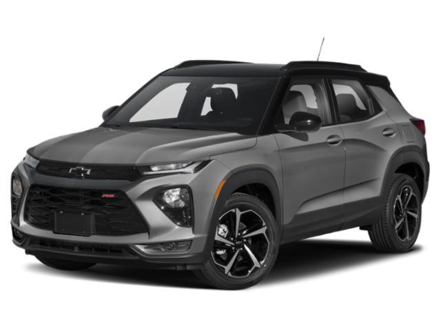 2022 CHEVROLET TRAILBLAZER RS AWD AWD 4dr RS 1.3 Liter DOHC Turbo [0]