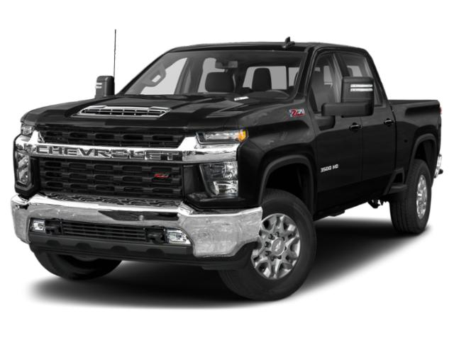 """2022 Chevrolet Silverado 3500HD LTZ 4WD Crew Cab 172"""" LTZ Turbocharged Diesel V8 6.6L/ [3]"""