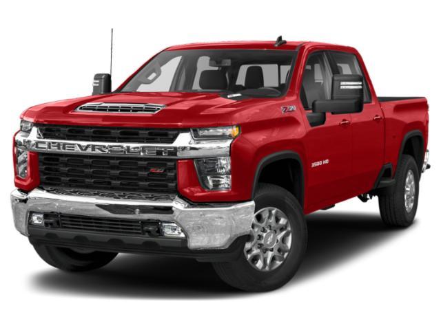 """2022 Chevrolet Silverado 3500HD 4WD Crew Cab 159"""" LTZ Turbocharged Diesel V8 6.6L/ [0]"""