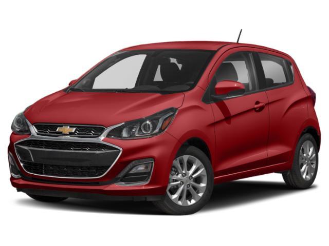 2022 Chevrolet Spark 1LT 4dr HB CVT 1LT Gas I4 1.4L/85 [3]