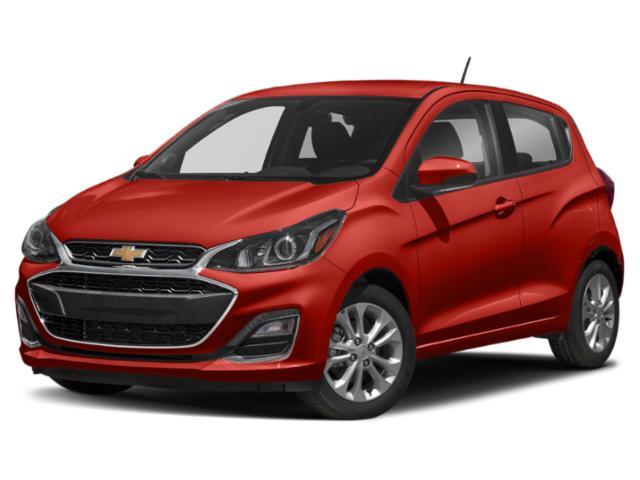 2022 Chevrolet Spark 1LT 4dr HB CVT 1LT Gas I4 1.4L/85.4 [0]