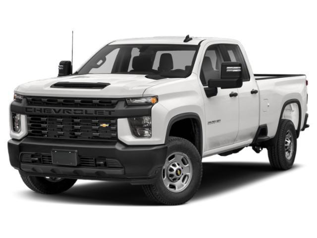 "2022 Chevrolet Silverado 2500HD LT 4WD Double Cab 149"" LT Gas V8 6.6L/400 [1]"
