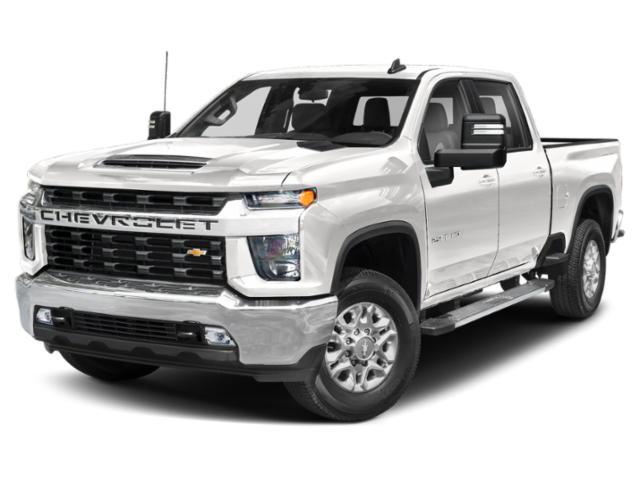 """2022 Chevrolet Silverado 2500HD Custom 4WD Crew Cab 159"""" Custom Turbocharged Diesel V8 6.6L/403 [0]"""