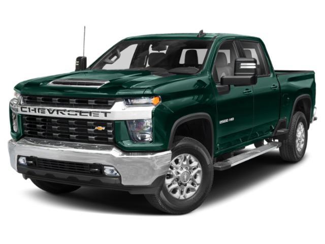 """2022 Chevrolet Silverado 2500HD Custom 4WD Crew Cab 159"""" Custom Turbocharged Diesel V8 6.6L/403 [1]"""