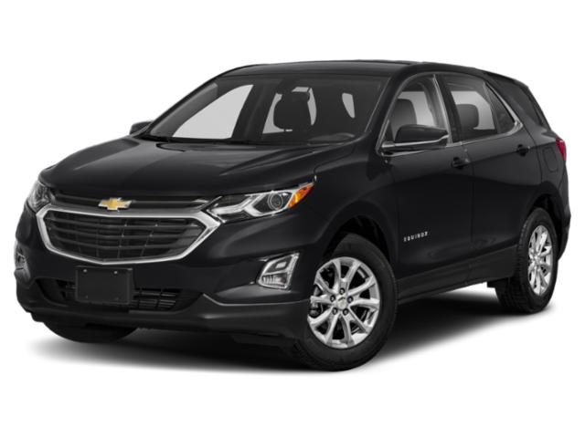 2021 Chevrolet Equinox LT AWD 4dr LT w/1LT Turbocharged Gas I4 1.5L/92 [1]
