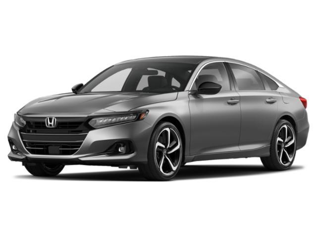 2021 Honda Accord Sedan Sport 1.5T Sport 1.5T CVT Intercooled Turbo Regular Unleaded I-4 1.5 L/91 [10]