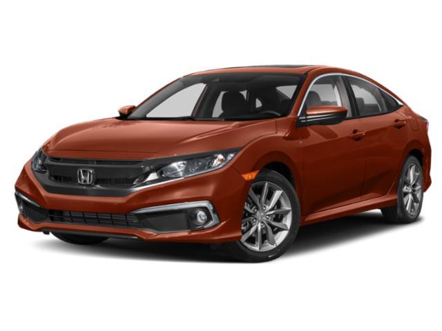 2021 Honda Civic Sedan EX-L EX-L CVT Intercooled Turbo Regular Unleaded I-4 1.5 L/91 [0]