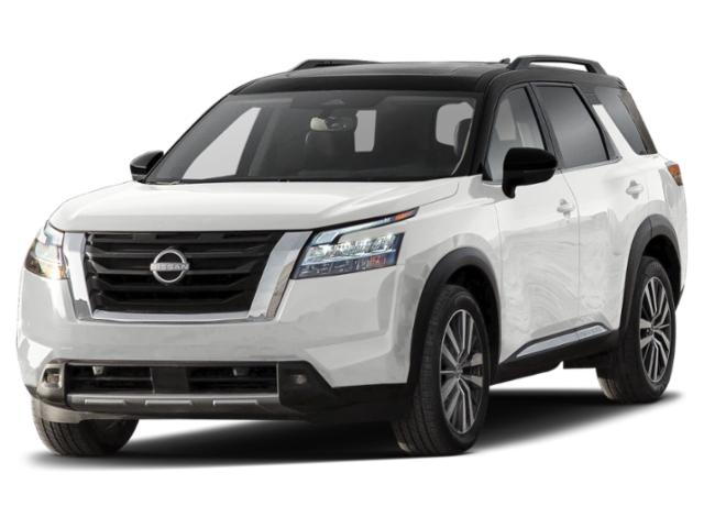 2022 Nissan Pathfinder SL SL 4WD Regular Unleaded V-6 3.5 L/213 [1]