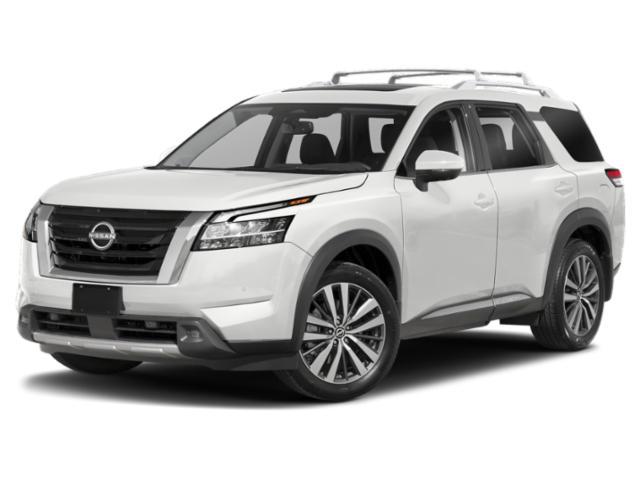 2022 Nissan Pathfinder Platinum Platinum 4WD Regular Unleaded V-6 3.5 L/213 [0]
