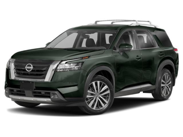 2022 Nissan Pathfinder Platinum Platinum 4WD Regular Unleaded V-6 3.5 L/213 [17]