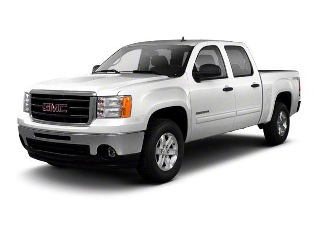 """2012 GMC Sierra 1500 SLE 4WD Crew Cab 143.5"""" SLE Gas/Ethanol V8 5.3L/323 [13]"""