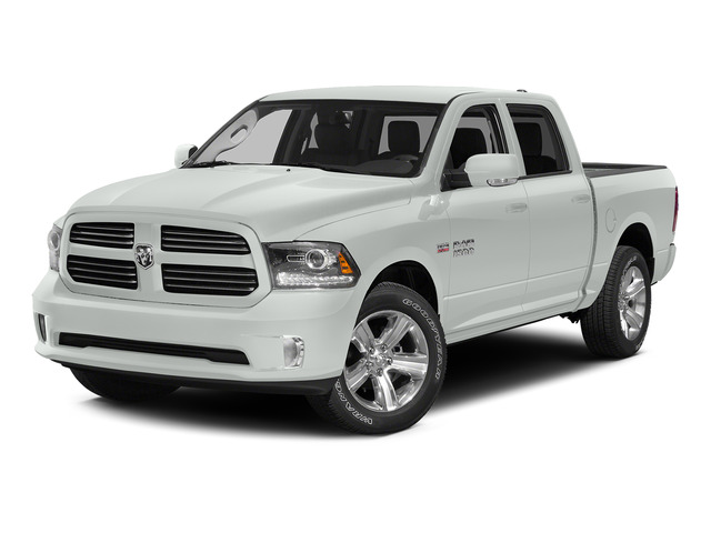 2015 RAM 1500 Tradesman/Express | Crew Cab | 5.7L  V8 4WD Crew Cab 140.5″ ST Regular Unleaded V-8 5.7 L/345 [2]