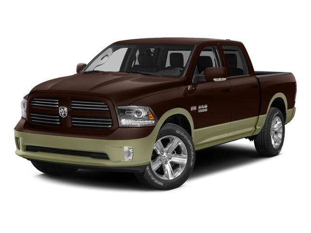 "2015 Ram 1500 Laramie Longhorn 4WD Crew Cab 140.5"" Longhorn Intercooled Turbo Diesel V-6 3.0 L/182 [5]"