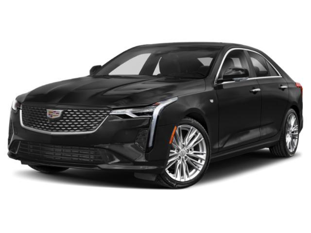 2020 Cadillac CT4 Premium Luxury 4dr Sdn Premium Luxury Turbocharged I4 2.0L/ [3]