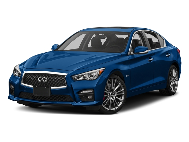 2017 INFINITI Q50 Red Sport 400 Red Sport 400 RWD Twin Turbo Premium Unleaded V-6 3.0 L/183 [4]