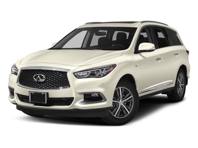 2017 INFINITI QX60 Base FWD Premium Unleaded V-6 3.5 L/213 [1]