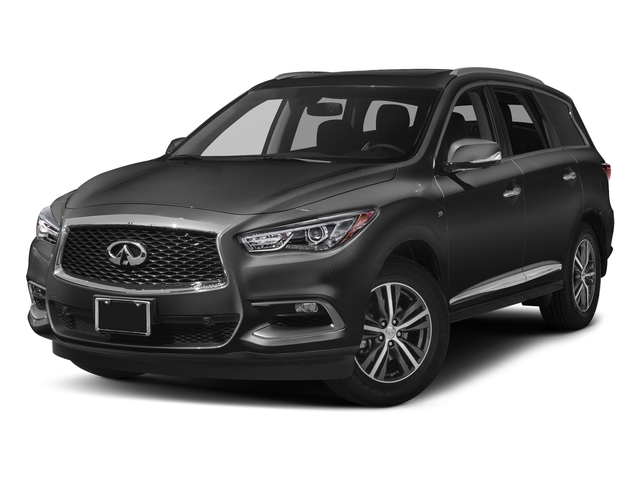 2017 INFINITI QX60 Base AWD Premium Unleaded V-6 3.5 L/213 [1]