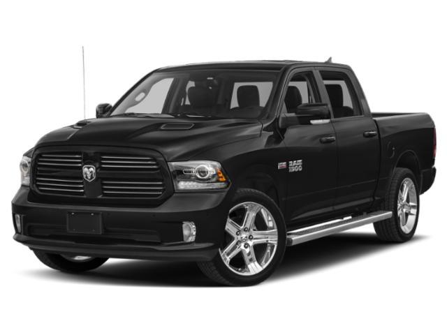 2018 Ram 1500 Sport Sport 4x4 Crew Cab 5'7″ Box *Ltd Avail* Regular Unleaded V-8 5.7 L/345 [0]