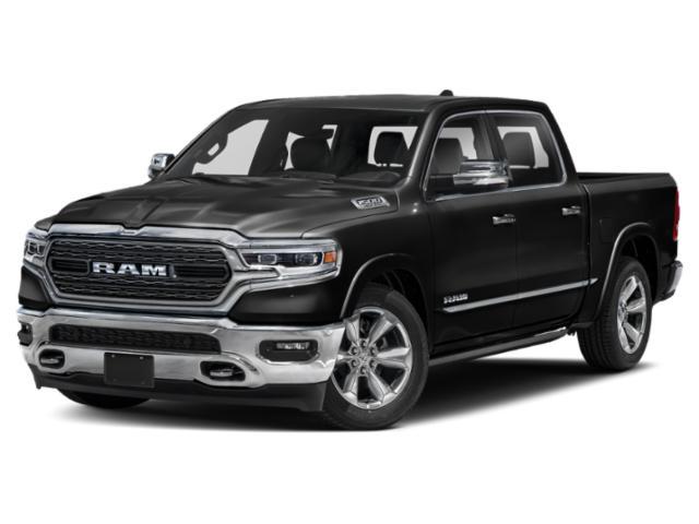 2020 Ram 1500 Limited Limited 4x4 Crew Cab 5'7″ Box Intercooled Turbo Diesel V-6 3.0 L/182 [14]