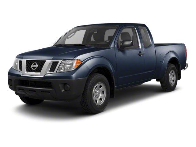 2010 Nissan Frontier PRO-4X 4WD King Cab Auto PRO-4X Gas V6 4.0L/395 [1]