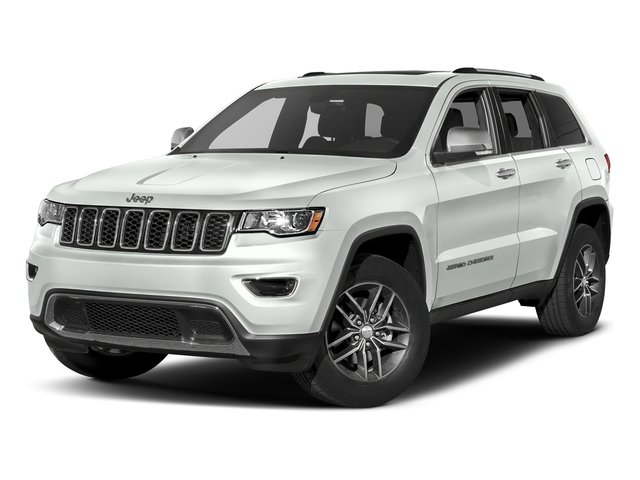 2017 Jeep Grand Cherokee Limited 4WD 4dr Limited Regular Unleaded V-6 3.6 L/220 [15]