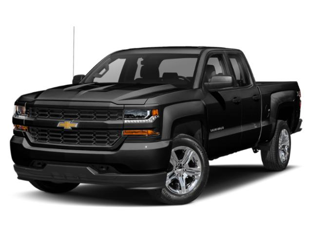 "2018 Chevrolet Silverado 1500 | Double Cab CUSTOM 4x4 | Rally-1 Edition | BACKUP CAMERA | 4WD Double Cab 143.5"" Custom Gas V8 5.3L/325 [4]"