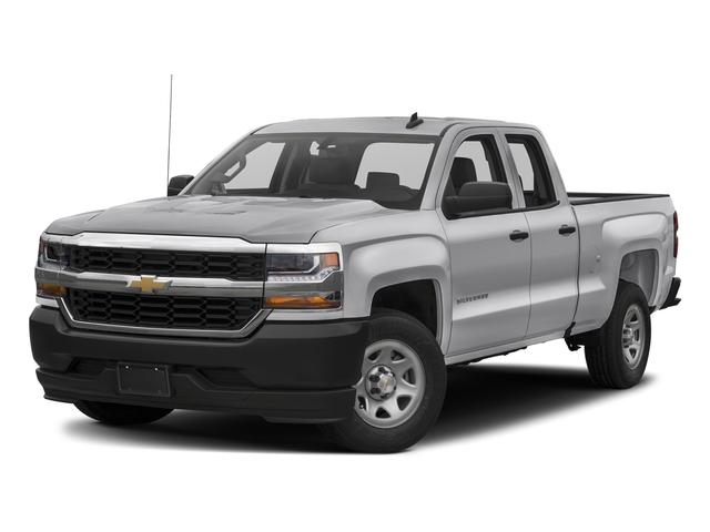 2018 Chevrolet Silverado 1500 Work Truck 4WD Double Cab 143.5″ Work Truck Gas/Ethanol V6 4.3L/262 [6]
