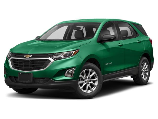 2018 Chevrolet Equinox LS AWD 4dr LS w/1LS Turbocharged Gas I4 1.5L/ [2]