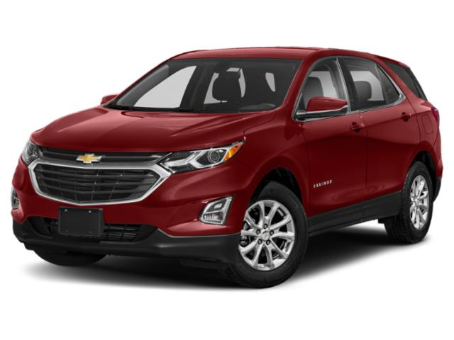 2018 Chevrolet Equinox LT AWD 4dr LT w/1LT Turbocharged Gas I4 1.5L/ [6]