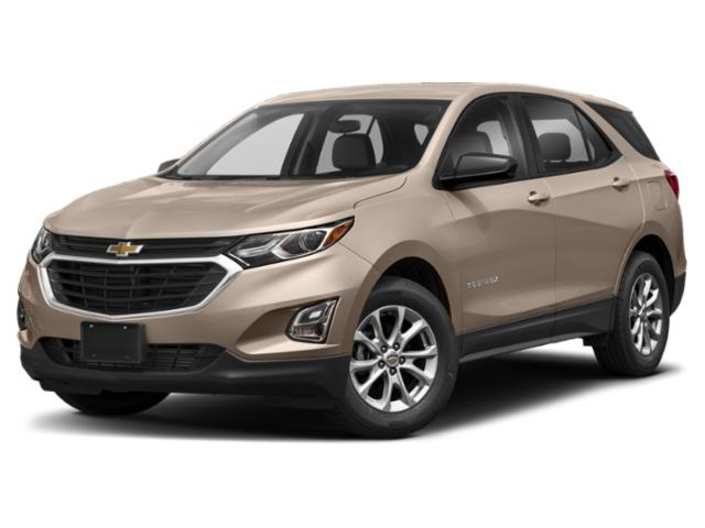 2018 Chevrolet Equinox LS AWD 4dr LS w/1LS Turbocharged Gas I4 1.5L/ [1]