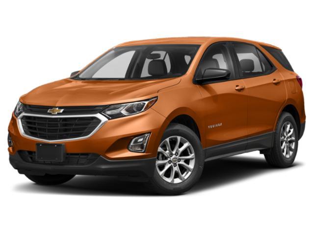 2018 Chevrolet Equinox LS FWD 4dr LS w/1LS Turbocharged Gas I4 1.5L/ [1]