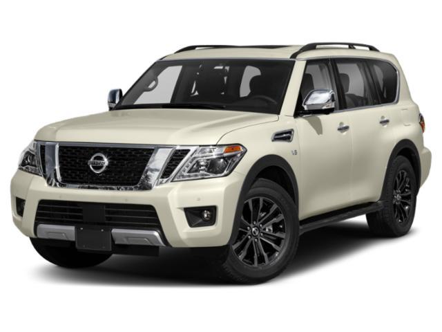 2018 Nissan Armada Platinum 4x4 Platinum Regular Unleaded V-8 5.6 L/339 [17]